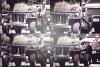 19/05/12 : Miley a été aperçue, pied nu, dans les rues de Toluca Lake.