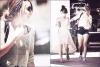 25/06/12 : Miley allant s'acheter un café glacé chez Starbuck à Los Angeles.