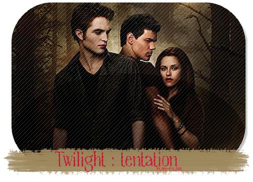 Twilight - Chapitre 2 : tentation bande annonce