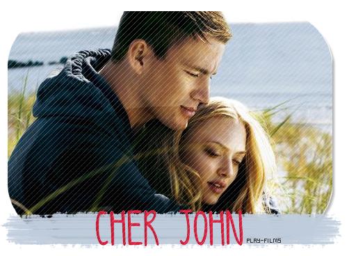 CHER JOHN .