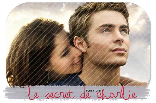 Le secret de charlie .