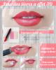 Astuce pour avoir un effet 3D sur vos lèvres