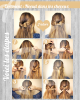 Tutorial : comment faire un Noeud dans les cheveux