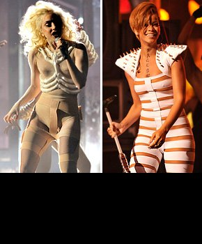 LADY GAGA VS RIHANNA