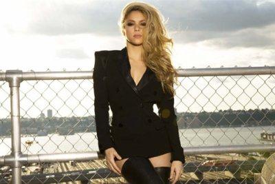 Shakira's Music Blog