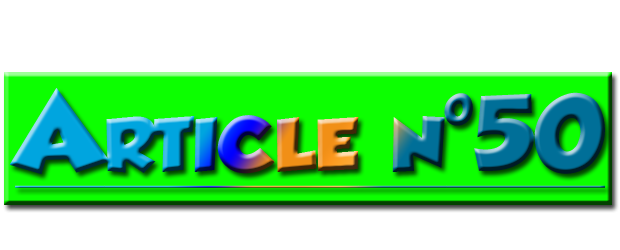 Article n°50
