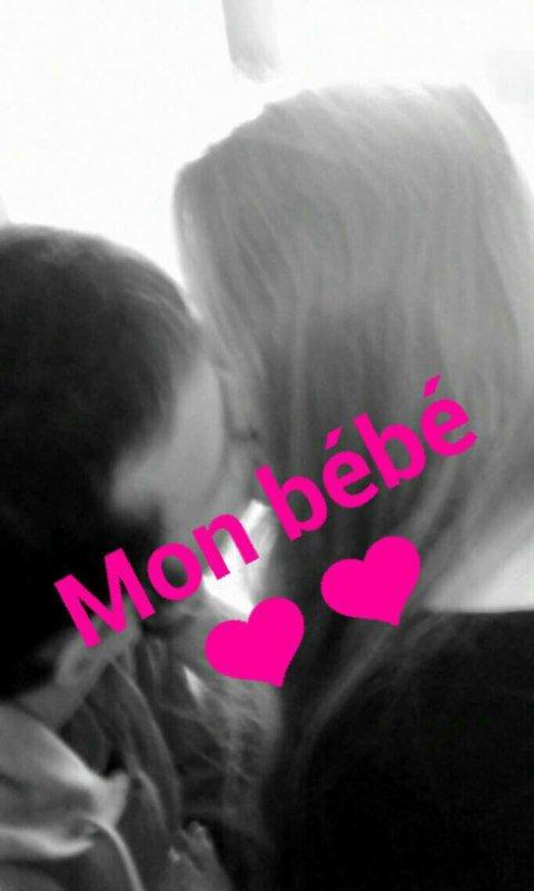 Moi et mon amoureux hier :)