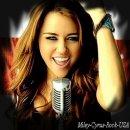 Photo de Miley-Cyrus-Rock-USA
