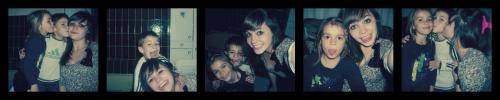 Mon petit cousin et ma petite cousine ♥♥