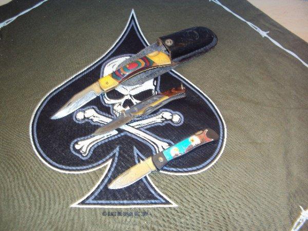 couteaux de pauche