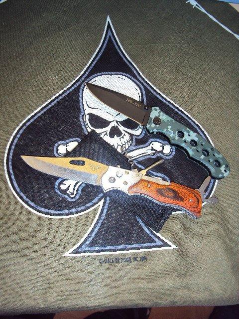 couteaux multi fonctions