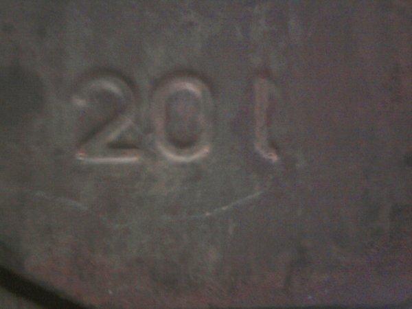 marquer 20L
