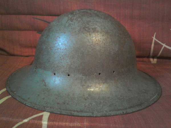 casques civilian Steel Helmet