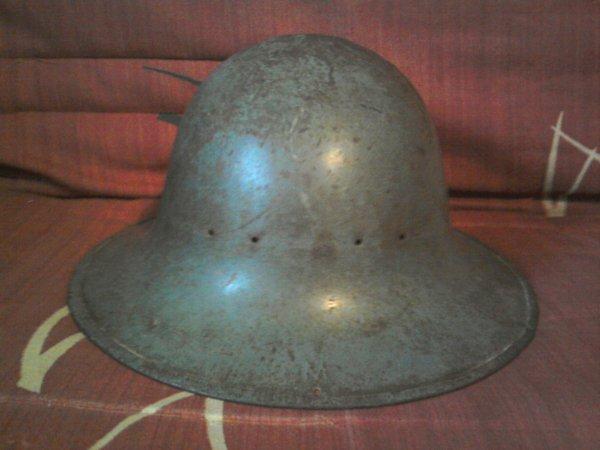 casques civilian Steel Helmet