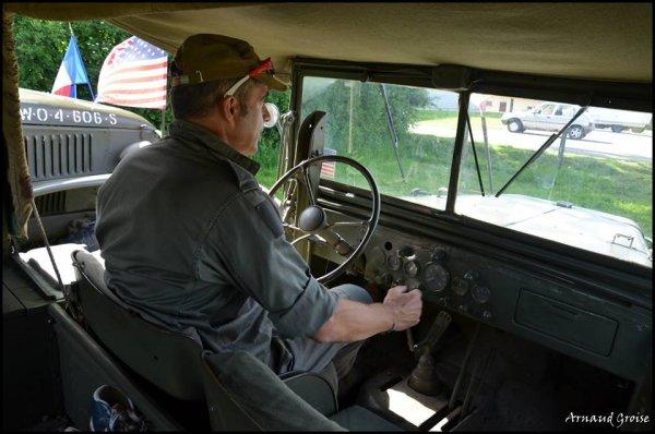 commémoration 7 Juin 2014 à Vercel les Dodge 5