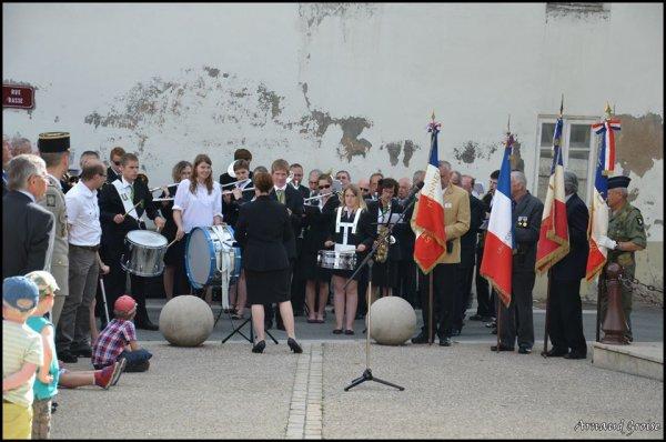 commémoration 7 Juin 2014 à Vercel 15