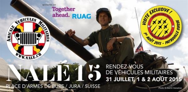 grau rassemblement a Nalé en SUISSE le 1 et 2 août