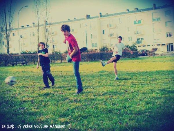 Le Football Sa Me Manque ! :'(