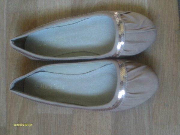 Chaussures taille 38 : 6 e la paire