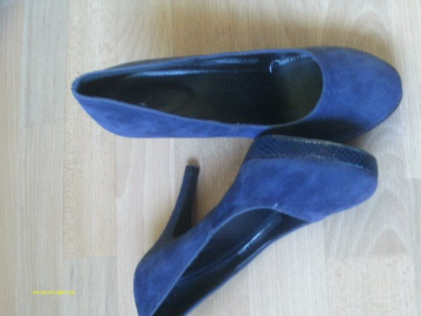 Chaussures taille 38 : 8 e la paire