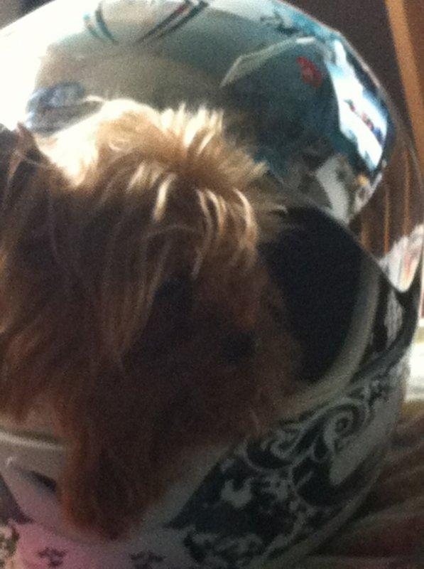 mon bébé a mi son casque