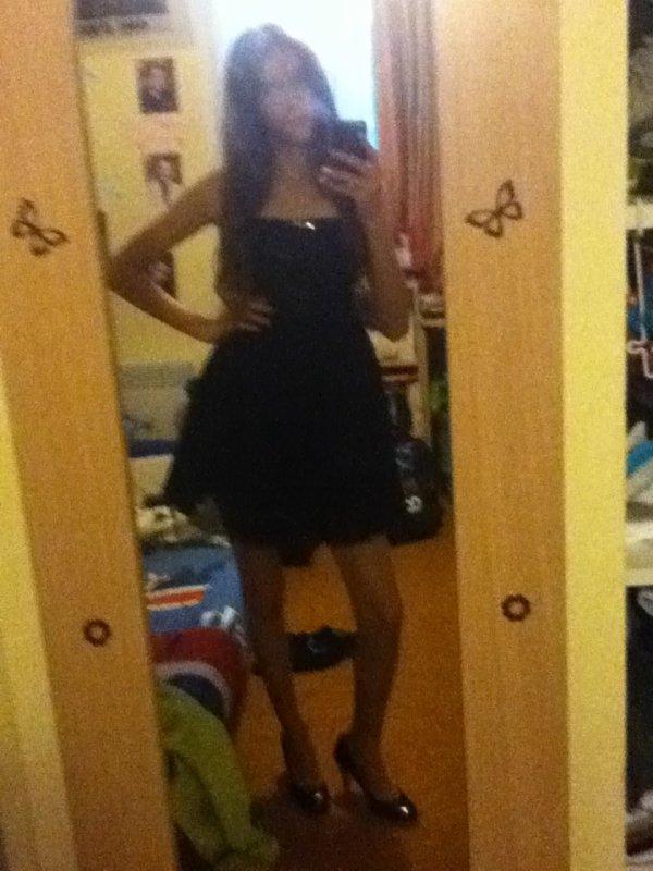 Trop belle robe!!