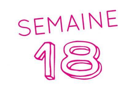 SEMAINE 18 : LE GOÛT DE LA VIE !