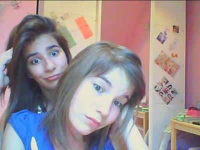 Emilie& Mwaa :-)