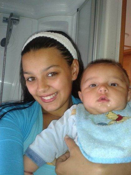Moi et mon bébé lucenzo