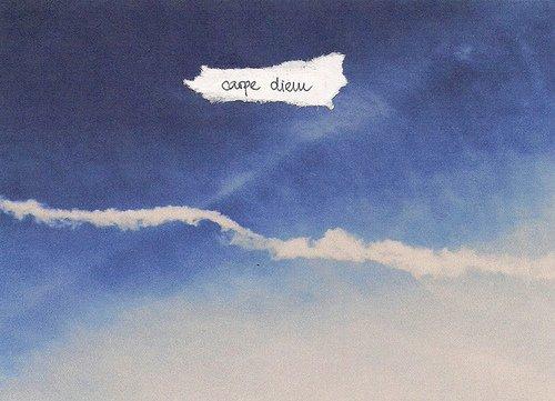 « Profites de l'instant présent ou meurs en regrettant le temps que tu as perdu »   JOY, DREAM, FREEDOM. JUST.. LIVE ☼