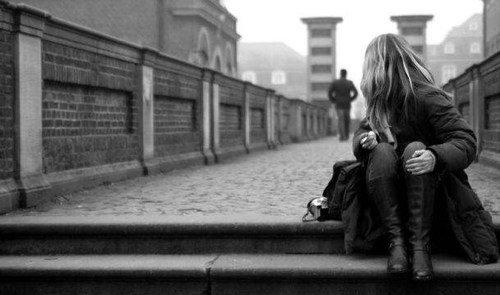 «J'ai aimé être avec toi. J'ai aimé t'aimer... Et un jour tu réaliseras que j'étais celle qui était toujours là pour toi... »