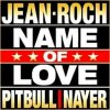 _ : Jean Roch ft. Pitbull & Nayer - Name of love