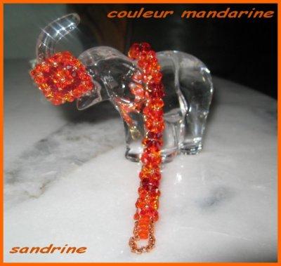 orange et mandarine!!