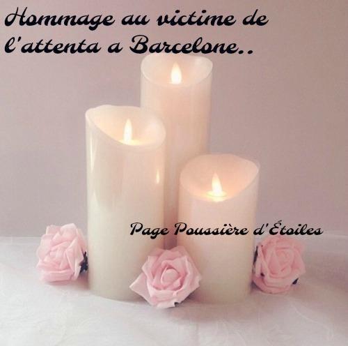 tous mes sincère condoléance aux familles et ami es de tous ses attentats
