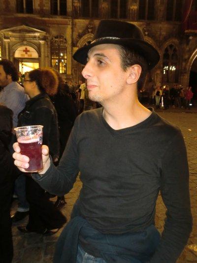 Moi au Doudou 2011