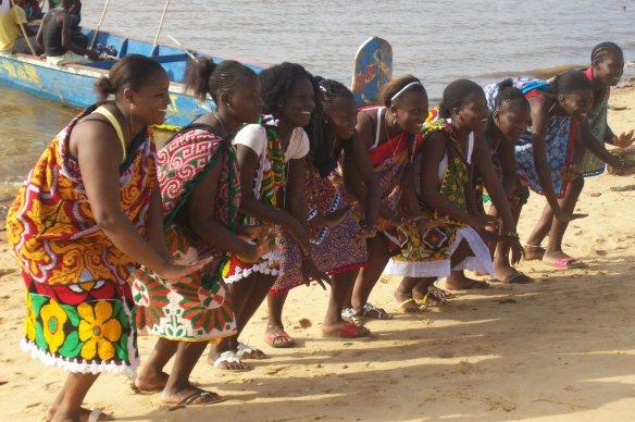 Les journées culturelles bushinengé