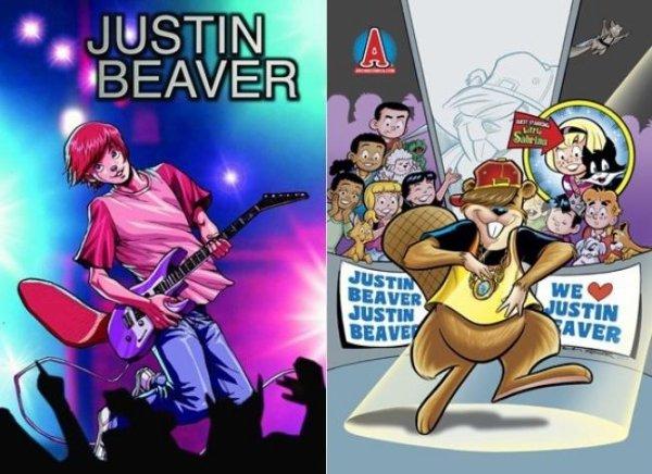 """Justin Bieber : Avez-vous dit """"Beaver""""?"""