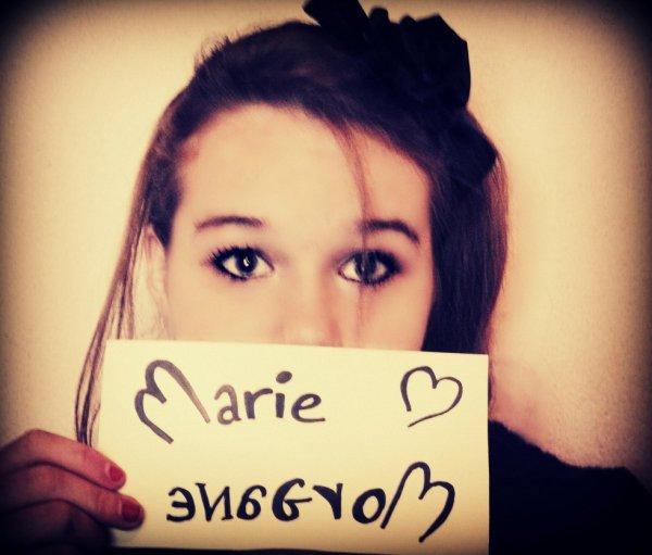 Marie <3