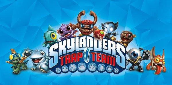 4# Trap Team