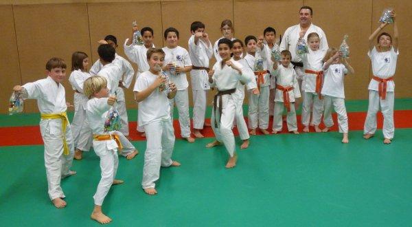 Noel de Cogolin Karate