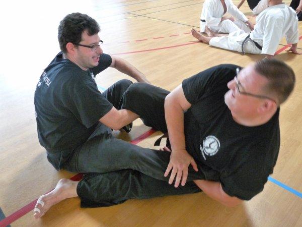 Stage multidisciplines self défense au Muy le 23/06/13