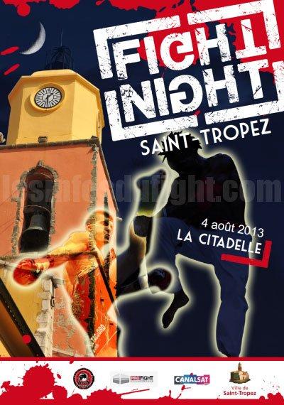 Fight Night à St Tropez