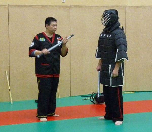 Stage multidisciplines self défense: les photos