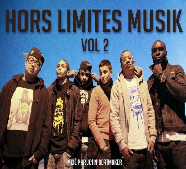 HORS LIMITES MUSIK VOL 2 maintenant téléchargeable !!! click c'est gratuit !!