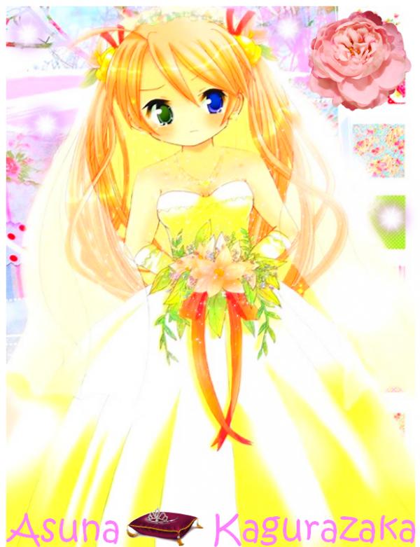 ♥ Asuna Kagurazaka ♥