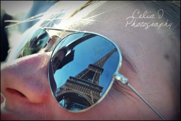 Paris is beautiful