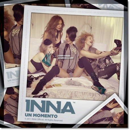 ● Inna et son photographe + Inna sur un tournage