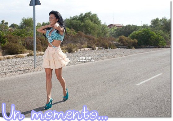 "● Inna au NRJ Music Tour + une photo du clip ""Un momento"""