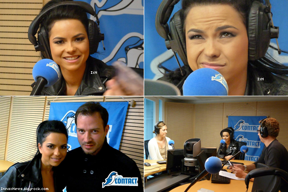 . New photoshoot d'Inna + Flash-back: Inna à Radio Contact en septembre. Donnez votre avis ! .