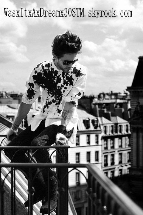 Jared Leto ♫ ♥